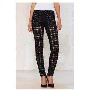 Tripp Nyc Medieval pants